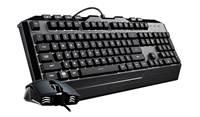 Tipkovnica + miš COOLERMASTER Devastator 3, US Layout, RGB backlight, USB, crna
