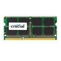 Memorija SO-DIMM PC-10600, 4GB, CRUCIAL CT4G3S1339MCEU, DDR3 1333MHz