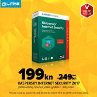 Picture of Vikend akcija - KASPERSKY Internet Security 2017 (9.9.-10.9.)