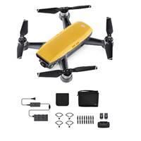 Dron DJI Spark Fly More Combo, Sunrise Yellow, FullHD kamera, 2-osni gimbal, upravljanje daljinskim upravljačem, žuti + dodatna oprema