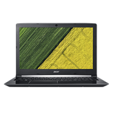 "Prijenosno računalo ACER Aspire 5 A515-51-36QV, NX.GS1EX.001 / Core i3 7100U, 4GB, 1000GB, HD Graphics, 15.6"" FHD IPS, G-LAN, kamera, HDMI, USB-C, Windows 10, crno"