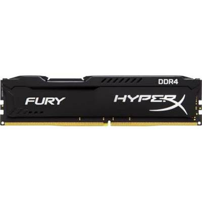 Memorija PC-19200, 4 GB, KINGSTON HyperX Fury, HX424C15FB/4, DDR4 2400 MHz