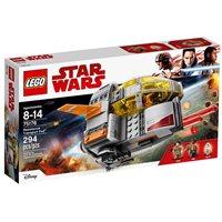 LEGO 75176, Star Wars, Resistance Transport Pod, transporter pokreta otpora