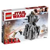 LEGO 75177, Star Wars, First Order Heavy Scout Walker, teški hodač Prvog Reda