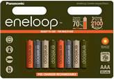 Baterija PANASONIC Eneloop Expedition Limited Edition BK4MCCE8EE, tip AAA, punjive, 750 mAh, 8kom