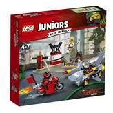 LEGO 10739, Juniors, Shark Attack, napad morskog psa