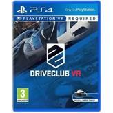 Igra za SONY PlayStation 4, DriveClub VR PS4
