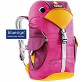 Dječji planinarski ruksak DEUTER Kiki, rozi
