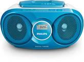 Prijenosni CD radio uređaj PHILIPS AZ215N