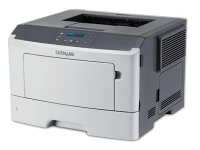 Printer LEXMARK MS317DN, laserski, 1200 dpi, 128 MB, Parallel, LCD Ekran