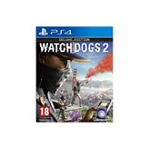 Igra za SONY PlayStation 4, Watch Dogs 2 Deluxe Edition PS4