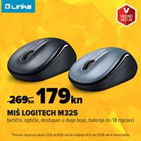 Picture of Vikend akcija - Miš Logitech M325 (23.-24.9.)