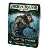 Društvena igra ARKHAM HORROR - Curse Of The Rougarou, living card game, scenario pack
