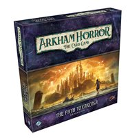 Društvena igra ARKHAM HORROR - Path To Carcosa, living card game, ekspanzija