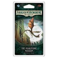 Društvena igra ARKHAM HORROR - The Miskatonic Museum, living card game, mythos pack