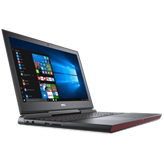 Prijenosno računalo DELL Inspiron 7567 / Core i7 7700HQ, 16GB, SSD 512GB, GeForce GTX 1050Ti 4GB, 15.6'' LED UHD, HDMI, G-LAN, BT, USB 3.0, Linux, crno