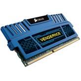 Memorija PC-12800, 4 GB, CORSAIR CMZ4GX3M1A1600C9B Vengeance Blue, DDR3 1600MHz
