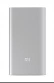 Mobilni USB punjač XIAOMI Mi PowerBank, 5.000 mAh, srebrni