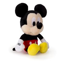 Plišana igračka IMC TOYS, Disney Junior, Little Mickey Sounds, 17cm