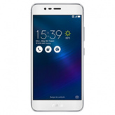 "Smartphone ASUS Zenfone 3 Max ZC520TL, 5.2"" IPS multitouch, QuadCore Cortex A53 1.25GHz, 3GB RAM, 32GB Flash, microSD, Dual SIM, BT, GPS, 4G LTE, Android 6.0, srebreni"