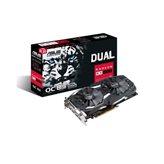 Grafička kartica PCI-E ASUS AMD Radeon RX 580 Dual, 8GB, DDR5, DVI, HDMI, DP