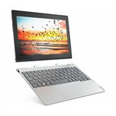 "Tablet računalo LENOVO Miix 320 80XF008SSC, 10.1"" IPS FHD, QuadCore Intel Atom Z8350 1.44GHz, 4GB RAM, 128GB eMMC, MicroSD, LTE, BT, Windows 10, srebrno"