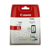 Tinta CANON CL-546XL, za Pixma iP2850/MG2450/MG2500/MG2550/MG2950/MX495, tri-colour