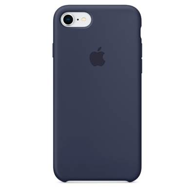 Cover APPLE Silicone Case, za IPHONE 7/8, tamno plava