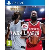 Igra RABLJENA za SONY PlayStation 4 , NBA LIVE 18