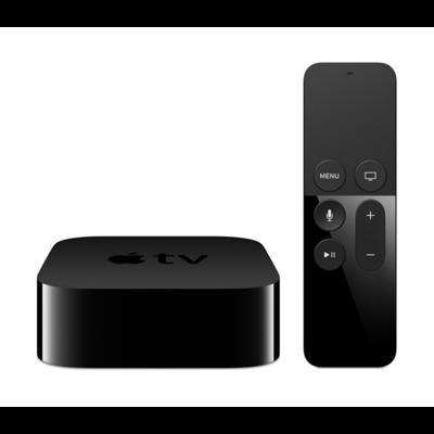 Media Player APPLE TV 4K, 32 GB, HDMI, LAN, Wi-Fi, mqd22mp/a
