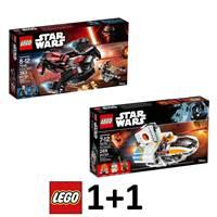 LEGO Star Wars 1+1, Eclipse Fighter + The Phantom