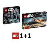 LEGO Star Wars 1+1, TIE Striker + AT-ST Walker