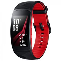Sportski sat SAMSUNG Gear Fit2 PRO, vel. L, crno/crveni
