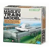 Kreativni set 4M, Kidz Labs, Green Science, Maglev Train Model, magnetni vlak