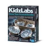 Kreativni set 4M, Kidz Labs, Grow Your Crystal Geodes, uzgojite kristalne geode