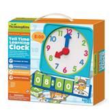 Kreativni set 4M, My First Learning Clock, set za učenje koliko je sati