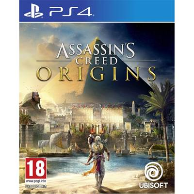 Igra za SONY Playstation 4, Assassins Creed: Origins PS4 - preorder
