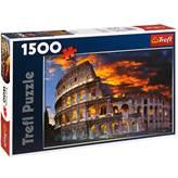 Slagalica TREFL 26068, The Collosseum, Rome, 1500 komada