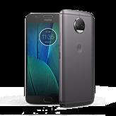 "Smartphone MOTOROLA Moto G5S Plus  XT1805, 5.5"" IPS LCD FHD, OctaCore + Cortex-A53, 4GB RAM, 32GB Flash, 4G/LTE, Dual SIM, BT, kamera, Android 7.1, sivi"
