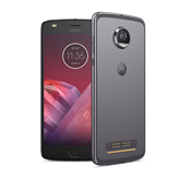 "Smartphone MOTOROLA Moto Z2 Play XT1710-09, 5.5"" IPS multitouch FHD, OctaCore Cortex A53 2.0 GHz, 4GB RAM, 64GB Flash, 4G/LTE, Dual Kamera, Dual SIM, GPS, Android 6.0, sivi + MotoBattery crni"