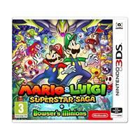 Igra za NINTENDO 3DS, Mario & Luigi Superstar Saga + Bowser's Minions 3DS