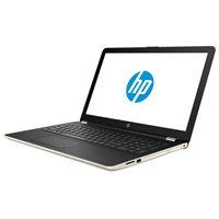 "Prijenosno računalo HP 15-bs045nm 2KE79EA / Core i5 7200U, DVDRW, 8GB, 1000GB + 128GB SSD, HD Graphics, 15.6"" LED FHD, HDMI, LAN, BT, kamera, USB 3.1, DOS, zlatno"