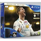 Igraća konzola SONY PlayStation 4, 1000GB, Slim E Chassis + FIFA 18 Delux Edition + PS Plus 14