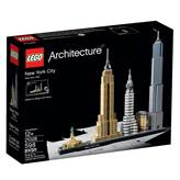 LEGO 21028, Architecture, New York City