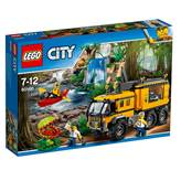 LEGO 60160, City, Jungle Mobile Lab, mobilni laboratorij u prašumi