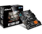 Matična ploča ASROCK H110M-DVP , Intel H110, DDR4, zvuk, G-LAN, SATA, PCI-E 3.0, D-Sub, DVI-D, USB 3.1, mATX, s. 1151