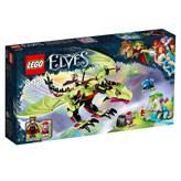 LEGO 41183, Elves, The Goblin King's Evil Dragon, zli zmaj kralja goblina