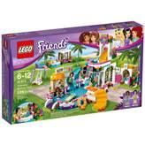 LEGO 41313, Friends, Heartlake Summer Pool, bazen u Heartlakeu