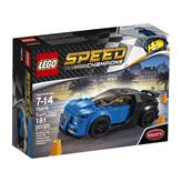 LEGO 75878, Speed Champions, Bugatti Chiron