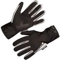 Biciklističke rukavice ENDURA Deluge II, vel.M, vodootporne, crne